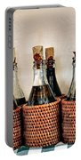 Bottles In Baskets Portable Battery Charger