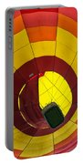 Bottoms Up Hot Air Balloon Portable Battery Charger