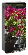 Bougainvillea Bonsai Tree Portable Battery Charger