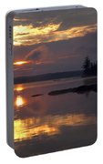 Boundary Waters Sunrise Portable Battery Charger