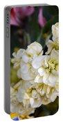Bouquet Flower Portable Battery Charger