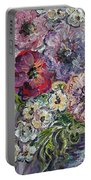 Bouquet Of Sweetness Portable Battery Charger