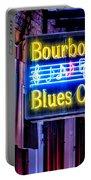 Bourbon Street Blues Portable Battery Charger
