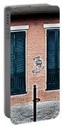 Bourbon Street Doors Portable Battery Charger