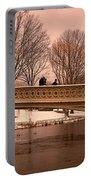 Bow Bridge Panorama Portable Battery Charger
