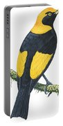 Bowerbird  Portable Battery Charger
