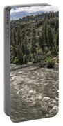 Bowl And Pitcher Area - Riverside State Park - Spokane Washington Portable Battery Charger
