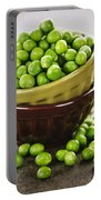 Bowl Of Peas Portable Battery Charger