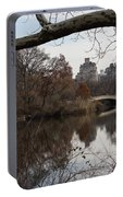 Bows And Arches - New York City Central Park Portable Battery Charger