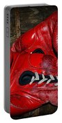 Boxing Gloves Portable Battery Charger by Paul Ward