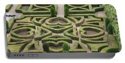 Boxwood Garden - Chateau Villandry Portable Battery Charger