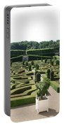 Boxwood Garden Design - Chateau Villandry Portable Battery Charger
