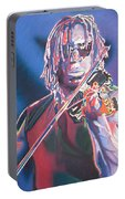 Boyd Tinsley Colorful Full Band Series Portable Battery Charger