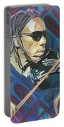 Boyd Tinsley Pop-op Series Portable Battery Charger by Joshua Morton