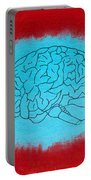Brain Blue Portable Battery Charger