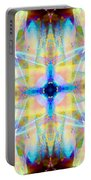 Brainbow Mandala Portable Battery Charger
