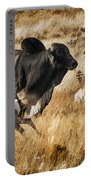 Brahma Bull Meets The Pronghorn Portable Battery Charger