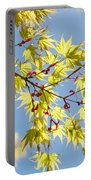 Branche In Springtime Portable Battery Charger