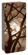 Branches In The Dark 2 Portable Battery Charger