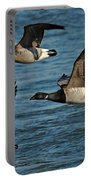 Brandt Geese  Portable Battery Charger
