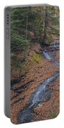 Bridal Vail Falls - Cvnp Portable Battery Charger