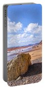 Branscombe Beach - Impressions Portable Battery Charger