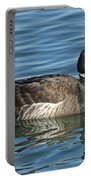Brant On Calm Water Portable Battery Charger