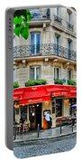 Brasserie De L'isle St. Louis Paris Portable Battery Charger