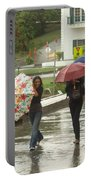 Braving The Rain Portable Battery Charger