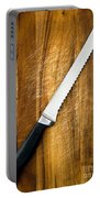 Bread Knife Portable Battery Charger