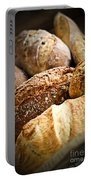 Bread Loaves Portable Battery Charger