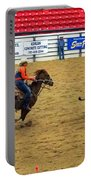 Breakaway Roping Portable Battery Charger