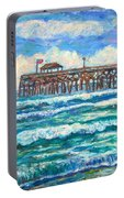 Breakers At Pawleys Island Portable Battery Charger