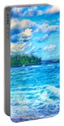 Breezy Hawaii Morning Portable Battery Charger