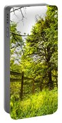 Breezy Spring Afternoon Portable Battery Charger