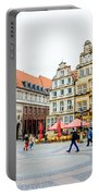 Bremen Main Square Portable Battery Charger