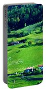Brenner Pass Greenery Portable Battery Charger