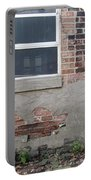 Brick Broken Plaster And Window Portable Battery Charger
