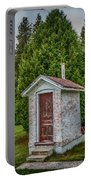 Brick Outhouse Portable Battery Charger