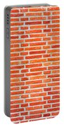 Brick Wall Texture Portable Battery Charger