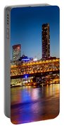 Bridge Across A River, Story Bridge Portable Battery Charger