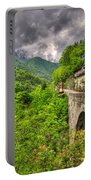 Bridge And Mountain Portable Battery Charger