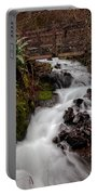 Lower Wahkeena Falls Portable Battery Charger