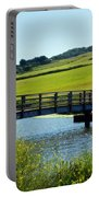 Bridge At Charmouth Portable Battery Charger