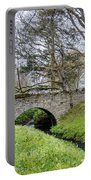 Bridge At Huntly Castle - 1 Portable Battery Charger