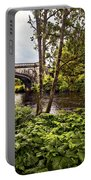 Bridge At Iveraray Castle Portable Battery Charger