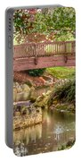 Bridge At Shelton Vineyards Portable Battery Charger