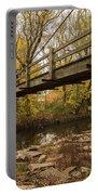 Bridge Between Seasons Portable Battery Charger