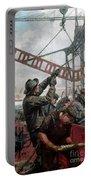Bridge Construction 1909 Portable Battery Charger