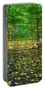 Bridge In Gosnell Big Woods Portable Battery Charger